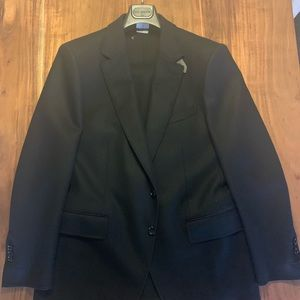 Tom Ford black Fall collection Atticus Wool blazer